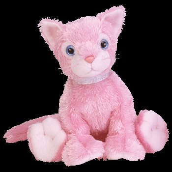 6e1c9960218 Amazon.com  Ty Beanie Babies Carnation the Cat  Toys   Games