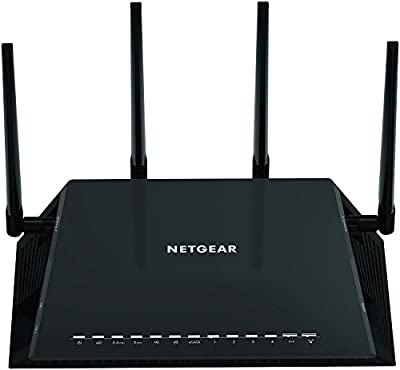 NETGEAR AC1200 Smart Wi-Fi Router with External Antennas (R6220) - CERTIFIED REFURBISHED (R6220-100NAR)