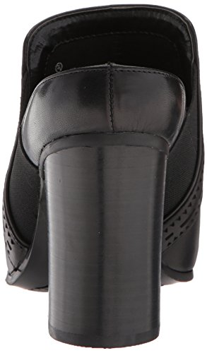 Leather Aerosoles Square Mule Black Women''s Pocket xwn0gXnFqT