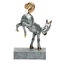 Horse's Rear Bobblehead Trophy - Last Place Loser Bobble Butt Award - Fantasy Football Bobble Head Trophies