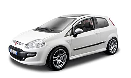 Image Unavailable. Image not available for. Colour: BBU21053WT BBURAGO - Fiat Punto EVO