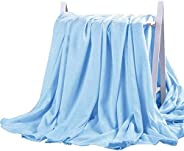 DANGTOP Cooling Blankets, Cooling Summer Blanket for Hot Sleepers, Ultra-Cool Cold Lightweight Light Thin Bamb