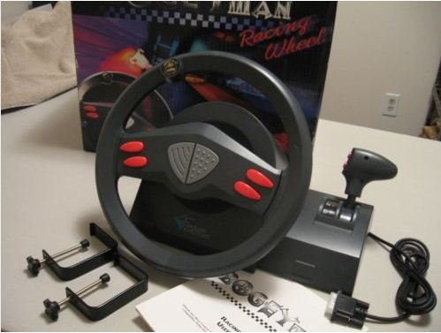 Bogeyman Racing Wheel