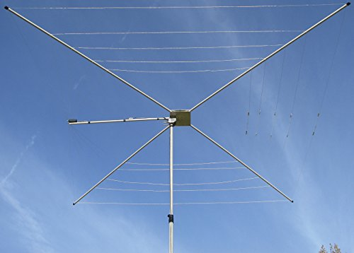 MFJ-1835H MFJ-1835H HIgh-Power 1500W 1/2-wave, 5-Band HF Cobweb Antenna by MFJ (Image #1)