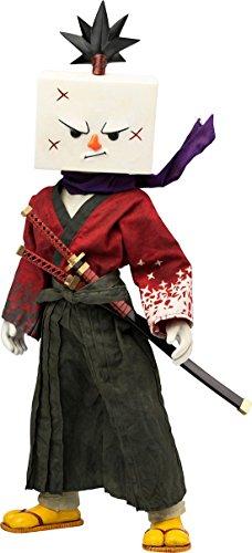 Samurai TO-FU(とうふ侍) 「threezero×デビルロボッツ」 1/6 ABS&PVC製塗装済み可動フィギュアの商品画像