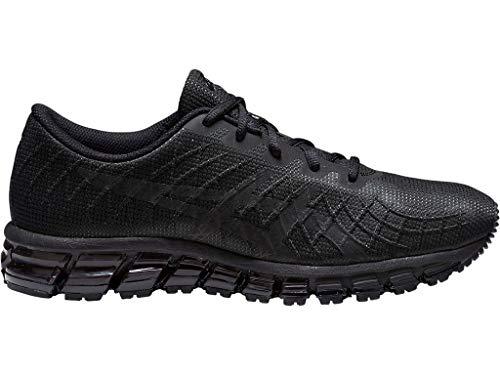 ASICS Men's Gel-Quantum 180 4 Running Shoes, 11M, Black/Black (Lifestyle Gel)