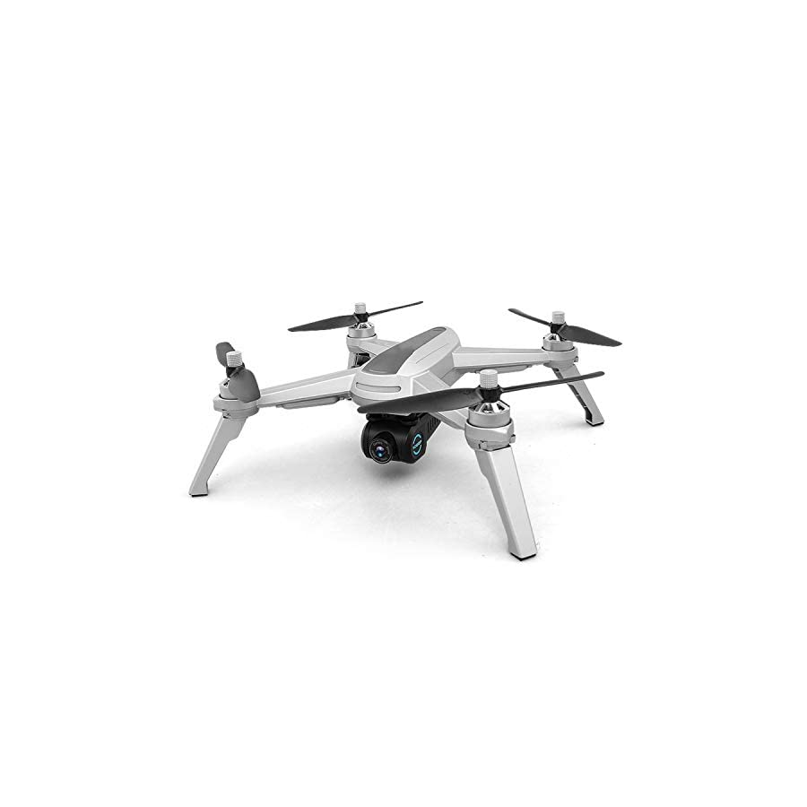 RC Drone 5G WiFi FPV Drones GPS Positioning Altitude Hold 1080P Camera Point of Interesting Follow Brushless Motor