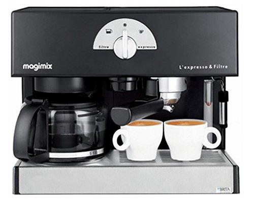 Magimix 11420 Independiente Semi-automática - Cafetera ...