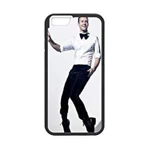 Celebrities Justin Timberlake iPhone 6 Plus 5.5 Inch Cell Phone Case Black DIY gift pp001-6365660