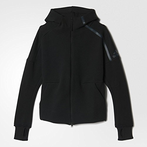 adidas Women's ZNE Hoodie, Black, X-Large