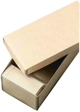 Holds 1100 4x6 or 5x7 Photos Removable Lid Color: Tan Lineco Photo Storage Box