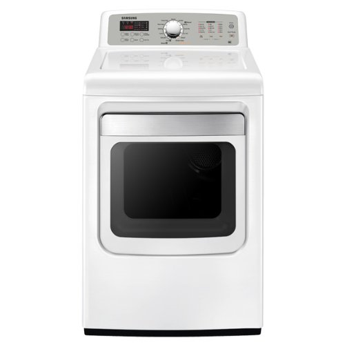 Samsung DV5471AEW 7.4 Cu. Ft. White With Steam Cycle Electric Dryer Top Price