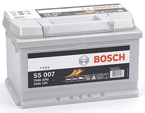 Bosch S5 Car Battery Type 100: