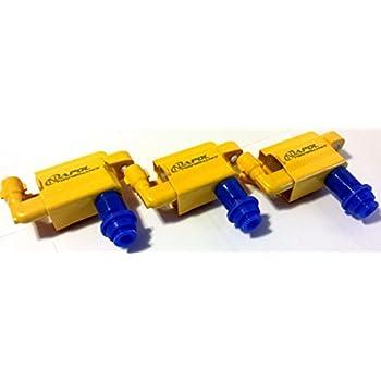 Pack of 3 Napol Performance TOYOTA LEXUS Ignition Coil Packs GS300 IS300 SC300 VVT-i Supra Aristo 2JZ-GTE 2JZ-GE 1JZ