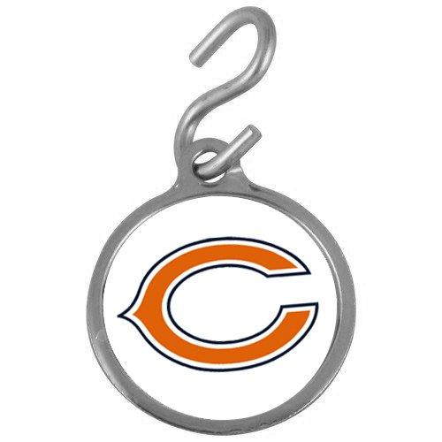 Hunter Chicago Bears Pet Instant ID ()