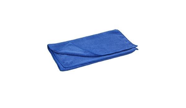 Amazon.com: eDealMax rectángulo Azul absorbente limpio Coches Toalla Toallita: Automotive