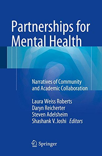 Partnerships for Mental Health: Narratives of Community and Academic Collaboration