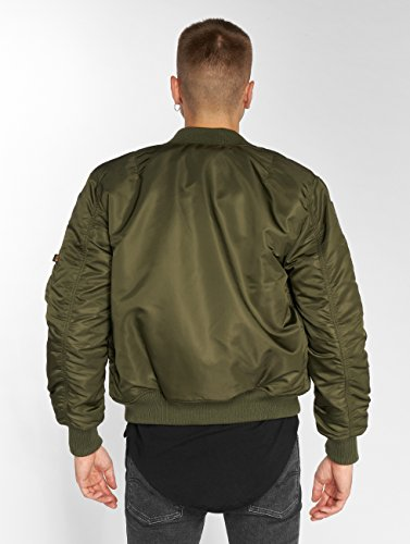 MA Green Jacket 1 Pilot Industries Alpha qzUwFF