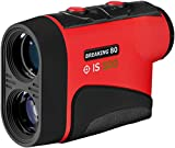 Breaking 80 Golf Rangefinder - Perfect Golf Accessory. The ONLY Laser Rangefinder with an Unlimited Lifetime Warranty