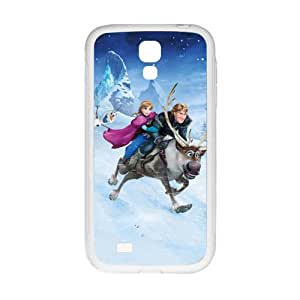 Frozen Princess Anna Kristoff Olaf Sven Cell Phone Case for Samsung Galaxy S4