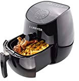 FitFryer Electric Hot Air Fryer, Healthy Oil Free Multi-Purpose Air fryer, 3.5 Qt Removable Dishwasher Safe Basket, Rapid Cook Technology- 70% OFF