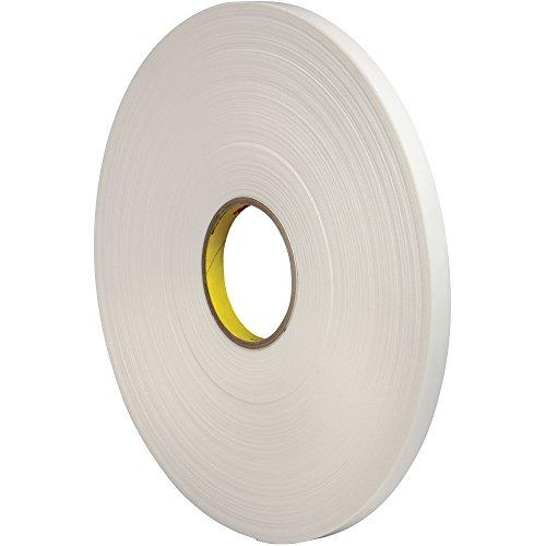 462 Double Sided Foam Tape, 1/2
