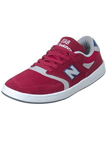 New Balance Numeric Nm598ras 598 Burgundy Grey