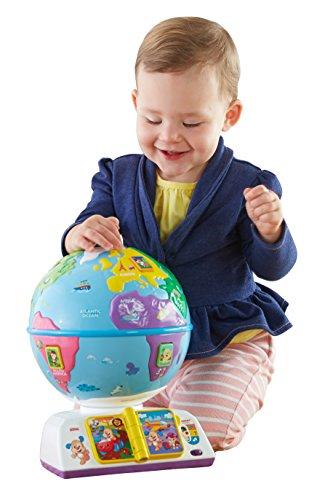 - Fisher-Price Laugh & Learn Greetings Globe