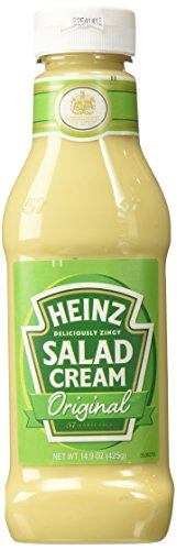 Heinz Cream (Heinz Salad Cream (425g) - Pack of 2)