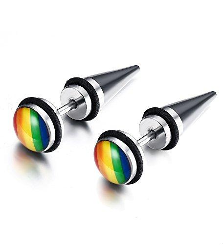 4mm Vermeil Hoop Earrings - 2
