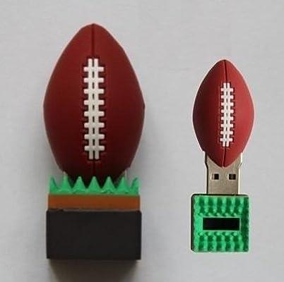 8GB Balón Rugby Cesped Pendrive Pen Drive Memoria Usb-PD232(Envío ...