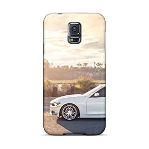 Flexible Tpu Back Cases Covers For Galaxy S5 - Bmw 3 Sedan