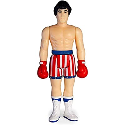 Rocky (Rocky IV) Reaction Figure by Super7: Toys & Games