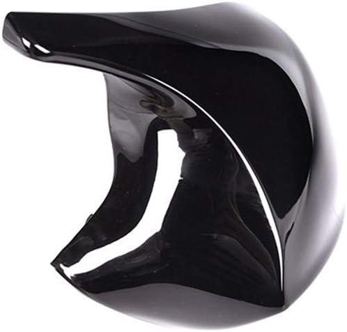 Pr/ämie M3-Art-Schwarz-Ersatz Au/ßenspiegel-Kappen-Abdeckung Seitenr/ückspiegel Shell for BMW 3er E90 E91 E92 E93 Pre-LCI Color : Black