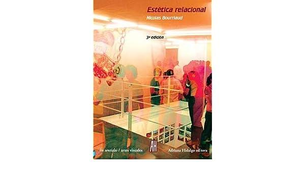 estetica relacional bourriaud pdf