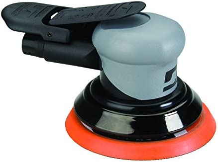Dynabrade, 69035, Air Random Orbital Sander, 0.26HP, 5 In.