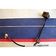 wangpeng® Toshiba Satellite L300 L305 DC Power Jack w/ Cable