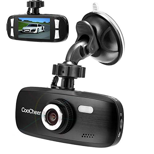 """Car Dash Cam 1080P 2.7"""" LCD 120° Wide Angle 4X Zoom with Night Vision Car DVR Camera Video Recorder High Defination Video Camcorder"""
