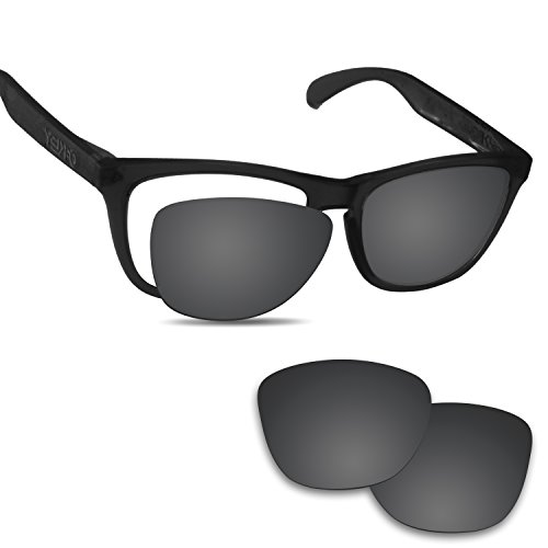 Fiskr Anti-saltwater Replacement Lenses for Oakley Frogskins Sunglasses - Various - Oakley Frogskin Lens