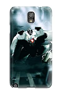 Durable Protector Case Cover With Robot Hot Design For Galaxy Note 3