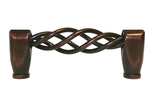 3' Twist Pull (5 Pack Oil Rubbed Bronze 3
