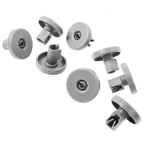 AEG 50286965004 Basket Rolling Baskets 8 Piece Dishwasher