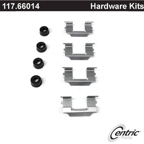 Centric Parts 117.66014 Brake Disc Hardware
