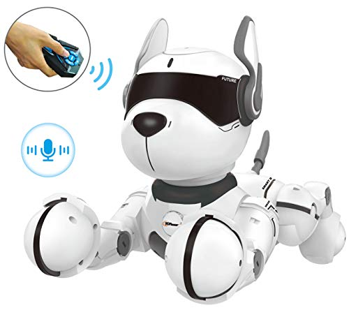 Check expert advices for zoomer playful pup responsive robotic dog?