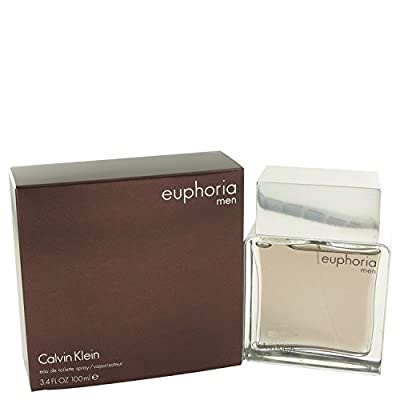 Euphoria Cologne By Calvin Klein For Men