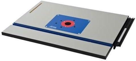 Kreg PRS1025 - Mesa de fresadora de precisión: Amazon.es ...