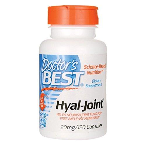 Doctors Best Hyal Joint 120 Caps