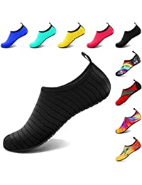 Water Sports Shoes Barefoot Quick-Dry Aqua Yoga Socks Slip-on for Men Women Kids