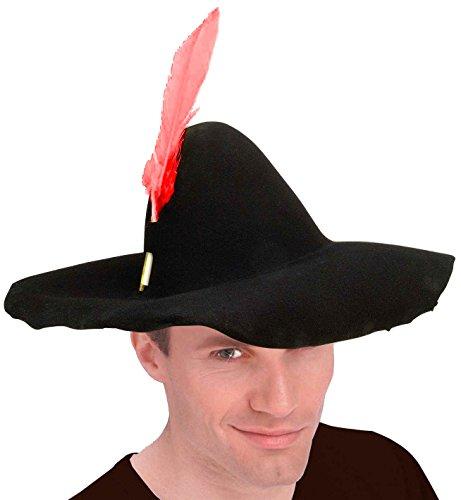 Forum Novelties Hillbilly Felt Hat ()