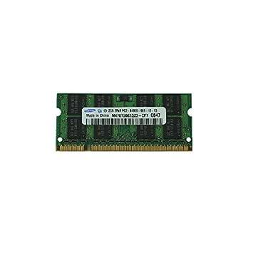 Ram PC portátil SODIMM Samsung M470T2864QZ3-CE6 DDR2 667 mhz 1 GB PC2 - 5300S CL5: Amazon.es: Electrónica